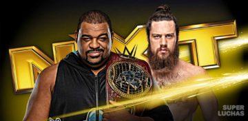 Resultados NXT 11 de marzo 2020