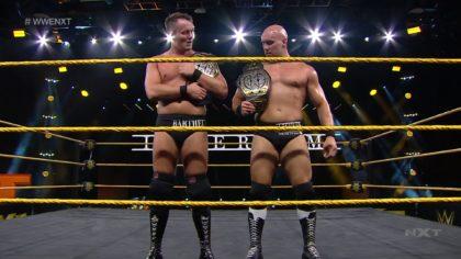 IMPERIUM nuevos Campeones de Parejas NXT / WWE
