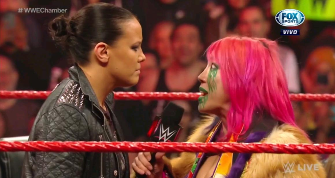 Asuka Missed Huge Match For WWE Raw Women's Title at Clash Of Champions 2020 2