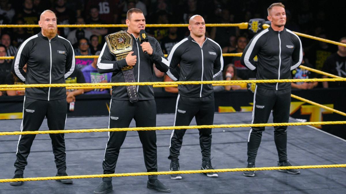 NXT UK Invasion