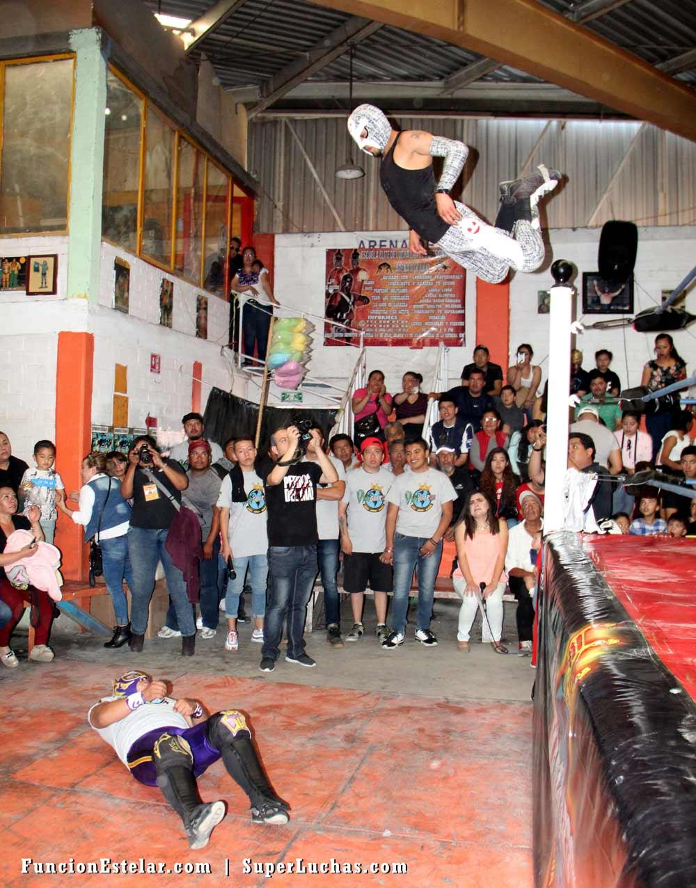 Lucha Libre Vanguardia