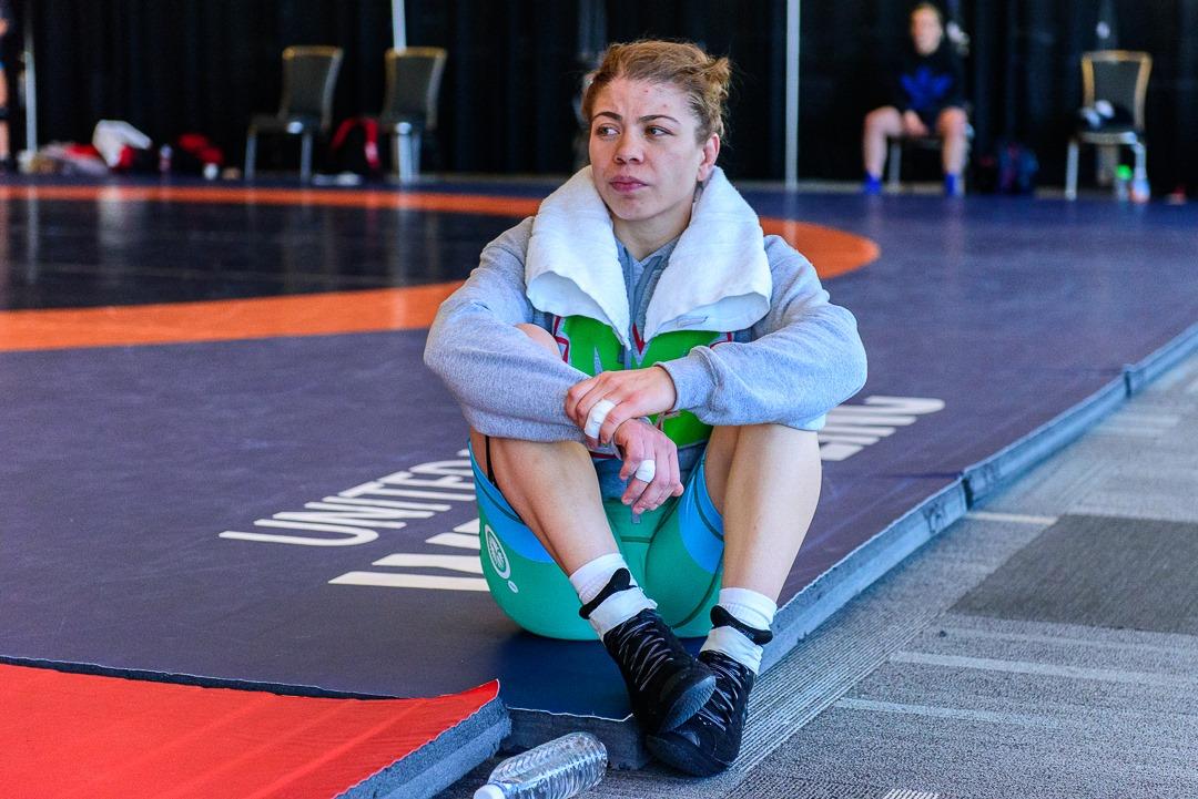 La gran hazaña de Jane Valencia en la lucha olímpica 4