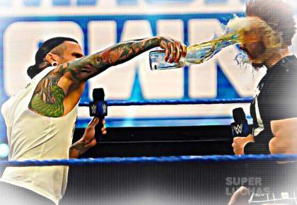 Jeff Hardy vs. Sheamus