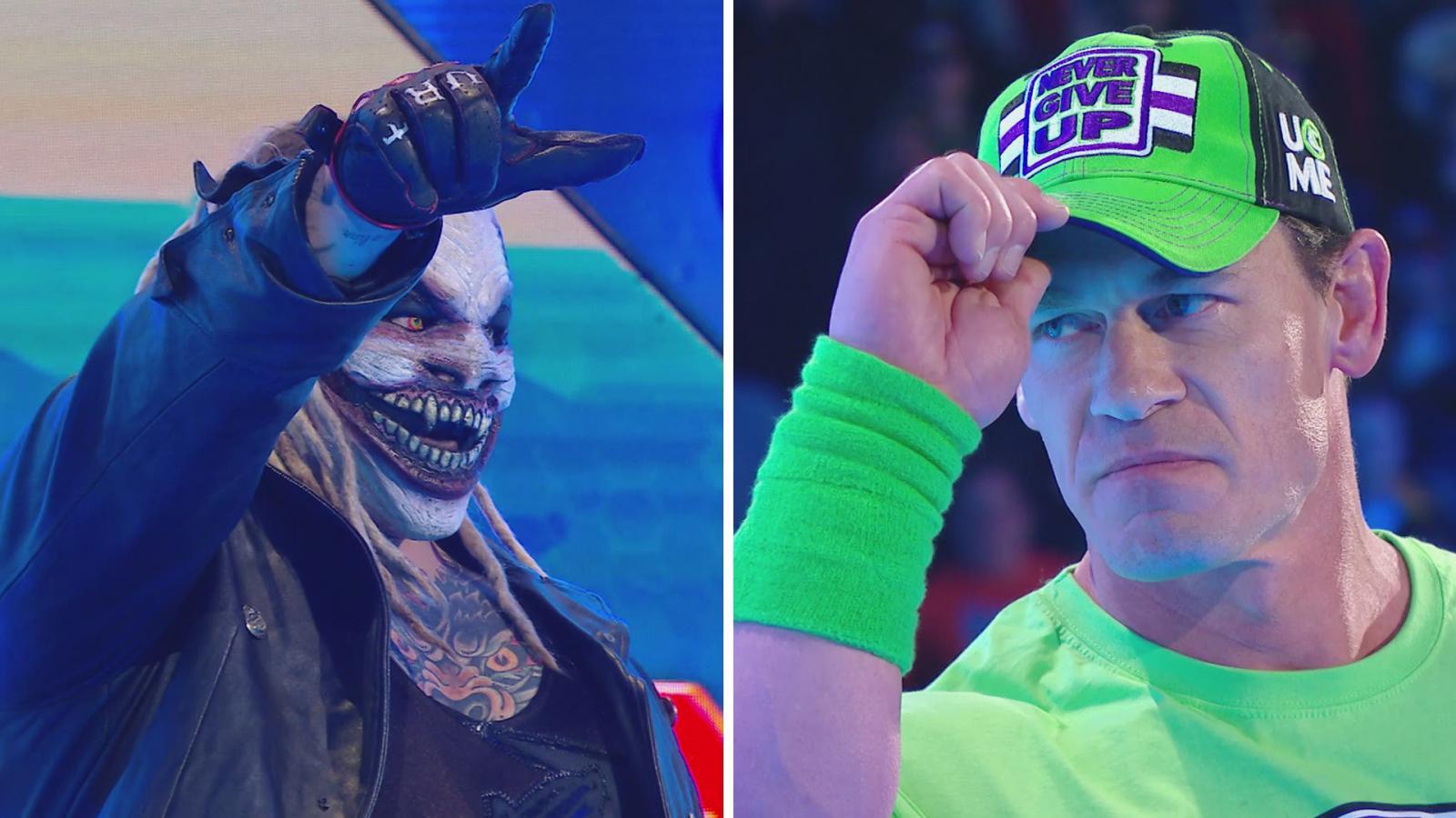 John Cena contra Bray Wyatt