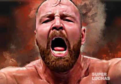 Jon Moxley vs Trent en Dynamite