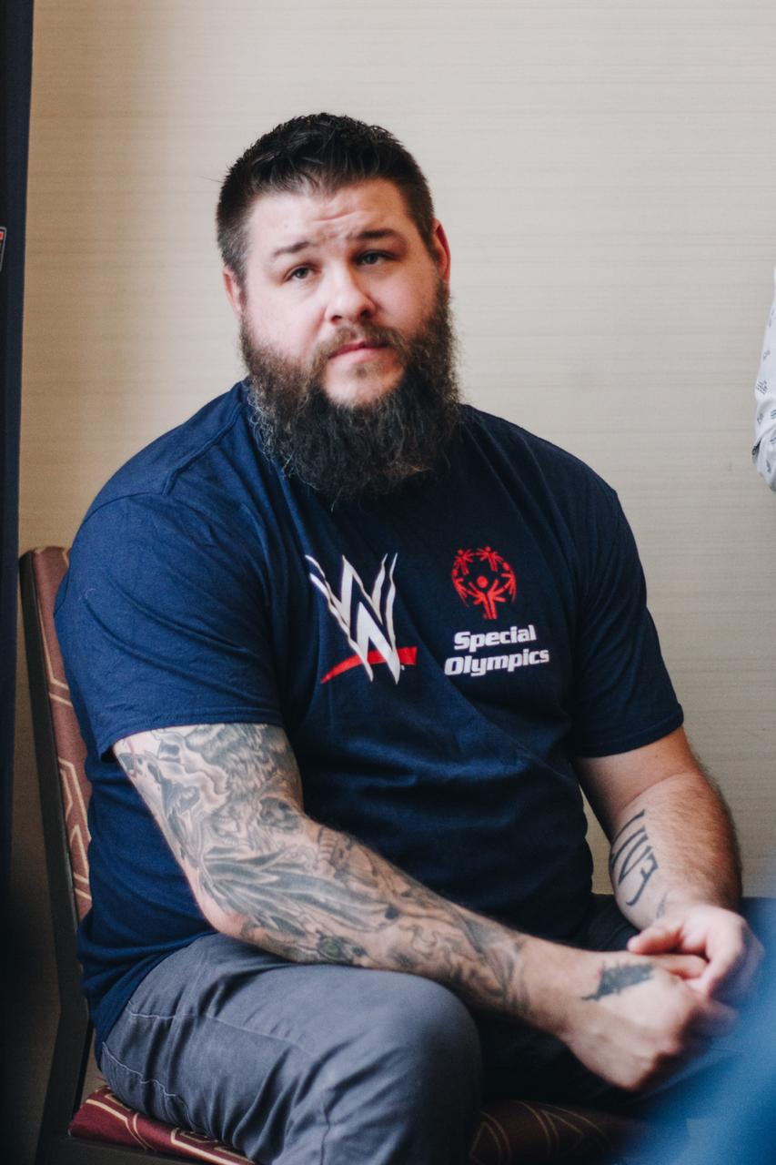 Kevin Owens Chile