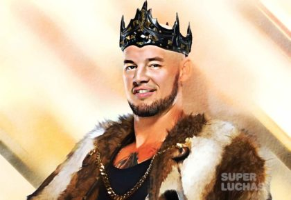 4 caminos para King Corbin