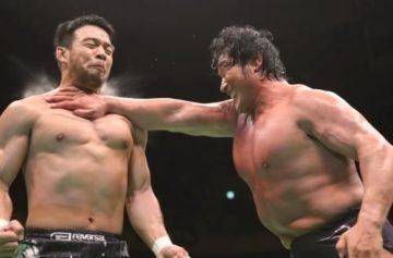NOAH 02.12.07, el retorno de Kenta Kobashi 2