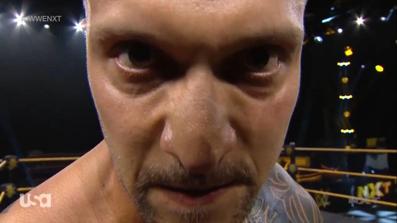 Karrion Kross en NXT