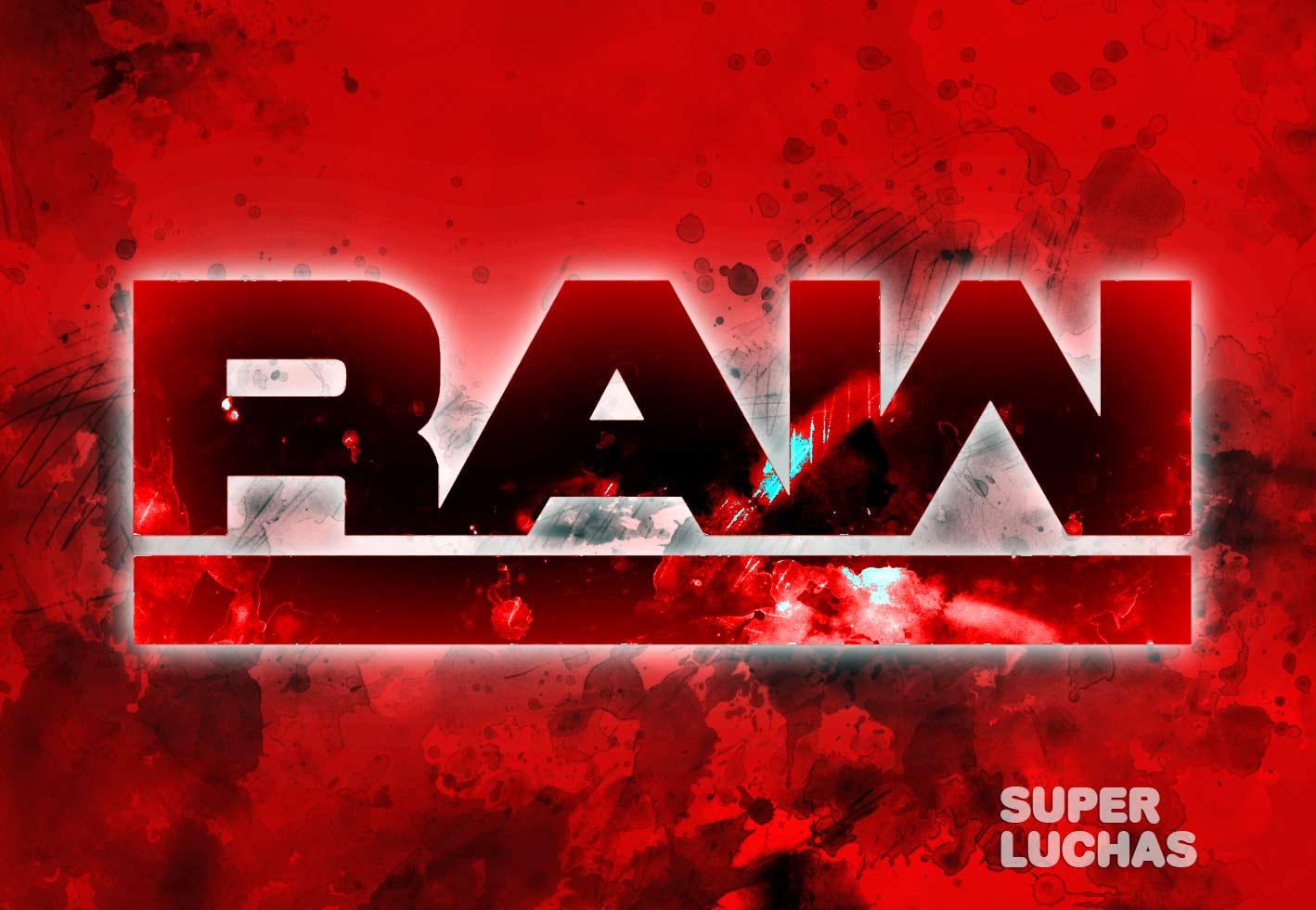 Logo WWE Raw RAW WWE