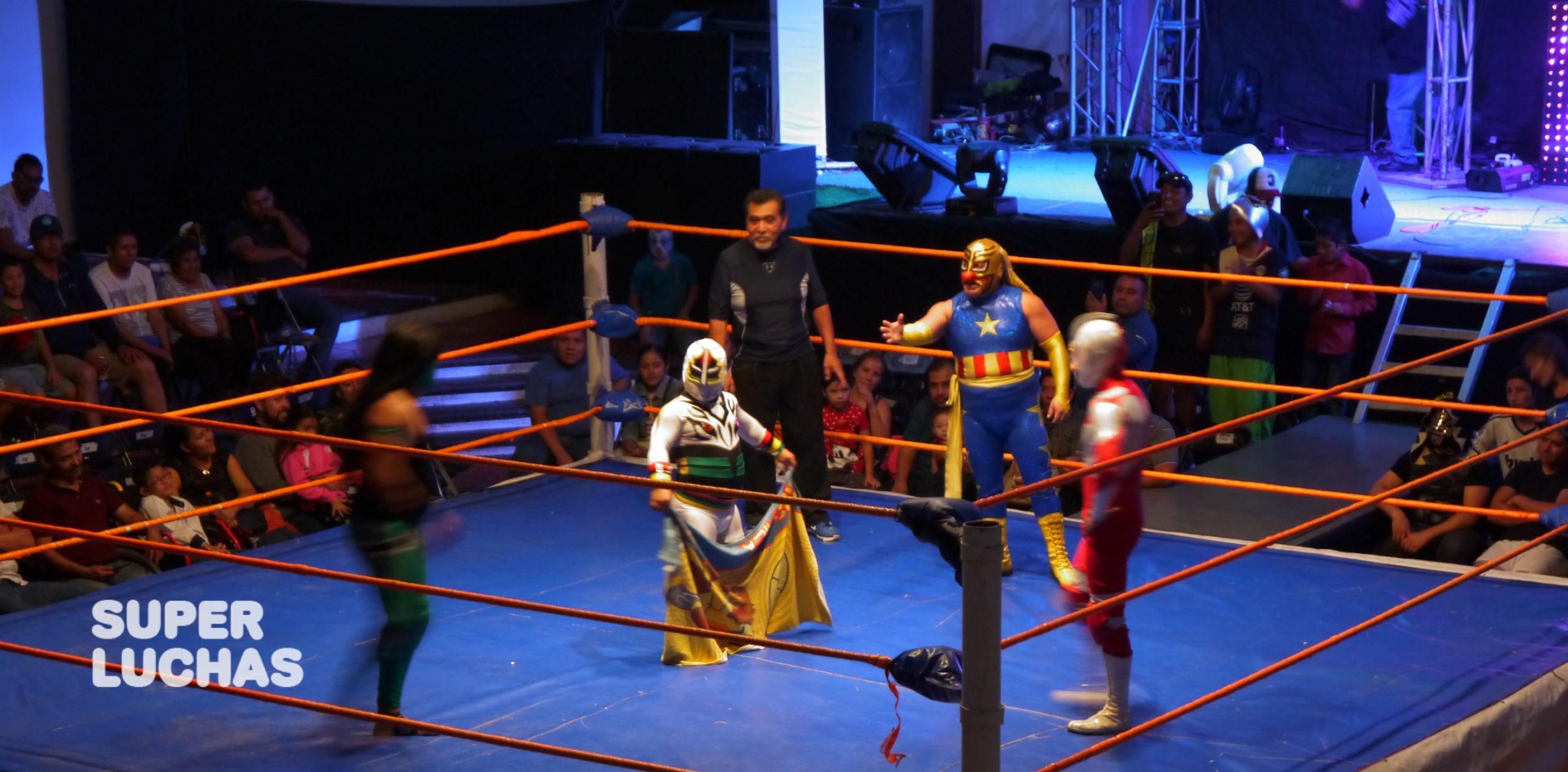 Resultados Morelia 10/11/19 Atlantis presente — ¡Sable Rojo vence a Arhgo! ¿Máscaras en puerta? 5