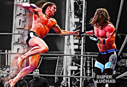Matt Riddle vs. AJ Styles