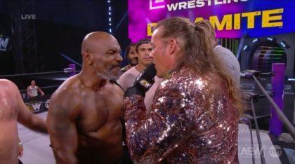 ¡Mike Tyson y Chris Jericho se enfrentan en AEW Dynamite! (27/05/2020) / AEW