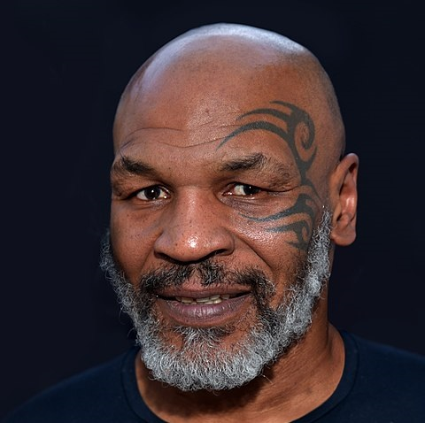 Mike Tyson Mike Tyson estará en AEW Double Or Nothing 2020