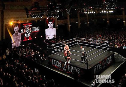 NXT TakeOver Blackpool II