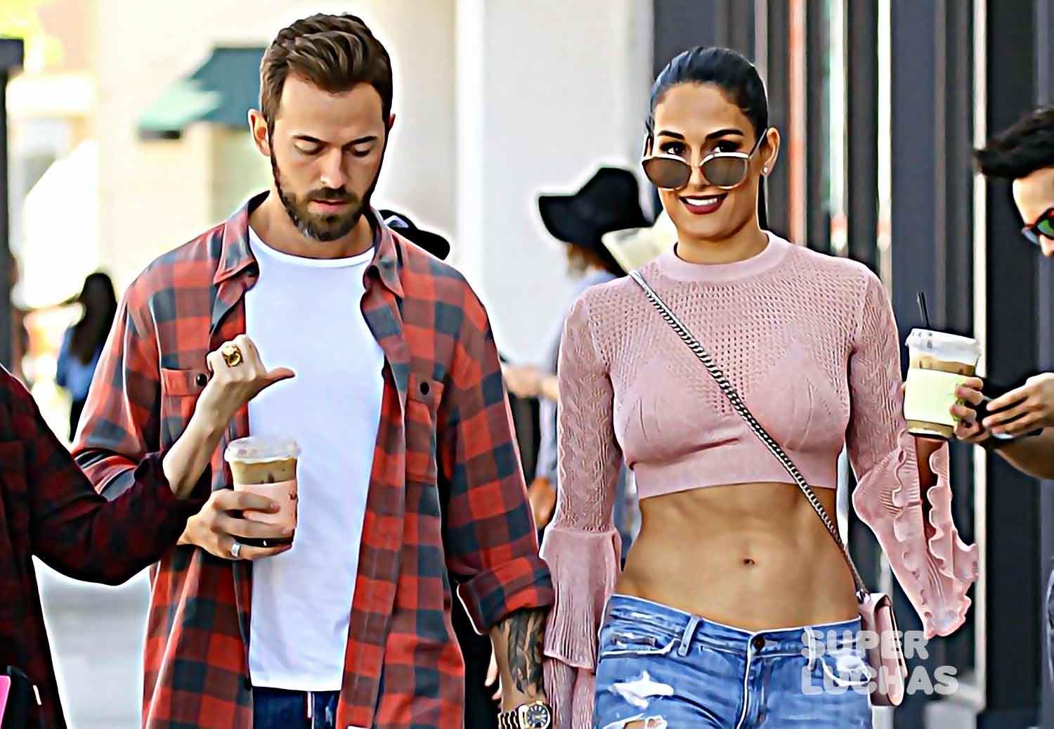 Artem Talks For The First Time About His Relationship With Nikki Bella Superluchas