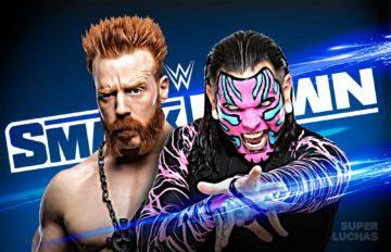 WWE SMACKDOWN 24 de julio 2020