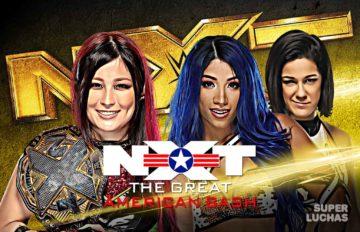 NXT 1 de julio 2020