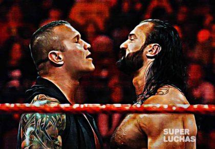 Randy Orton vs Drew McIntyre