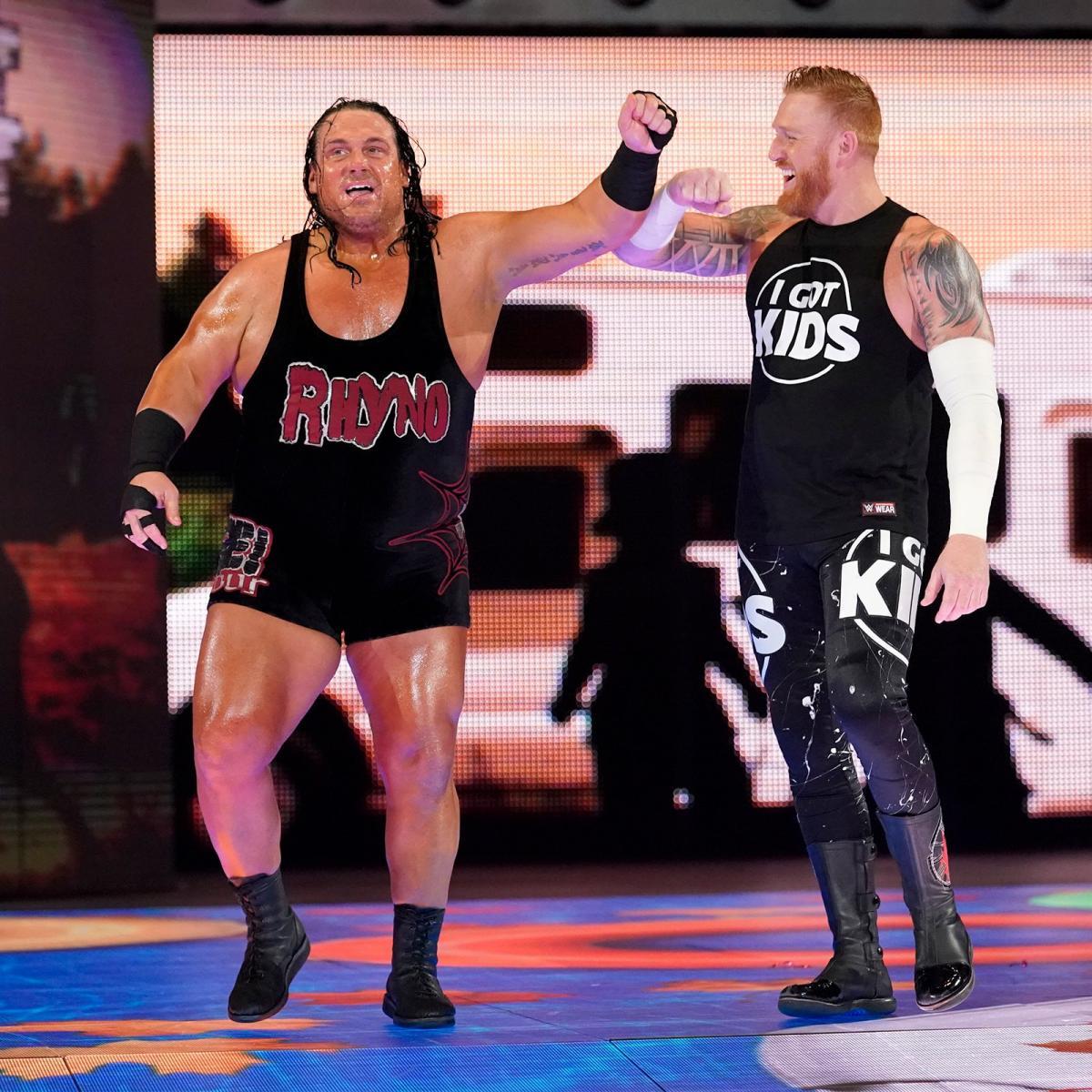 Heath Slater en Impact Wrestling