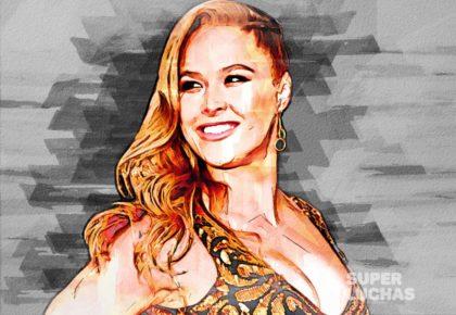 WWE felicita el cumple a Ronda Rousey