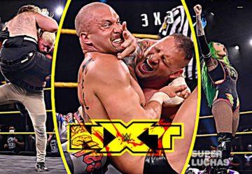 3 x 3: Lo mejor y lo peor de NXT 22 de julio 2020