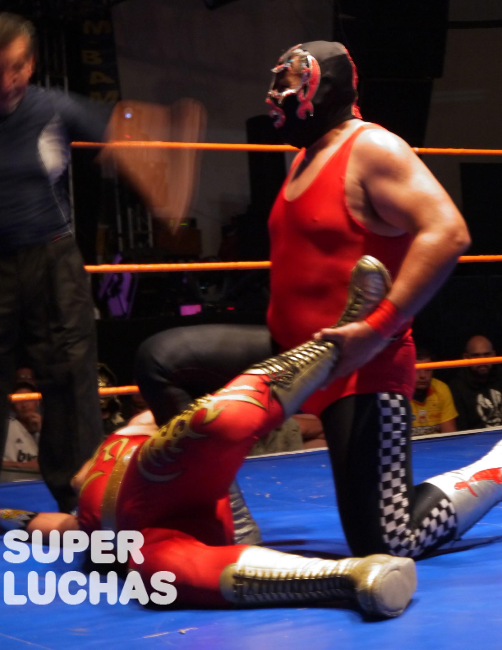 Resultados Morelia 10/11/19 Atlantis presente — ¡Sable Rojo vence a Arhgo! ¿Máscaras en puerta? 16
