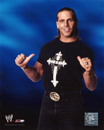 Shawn Michaels en NXT