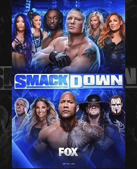 SmackDown Taker