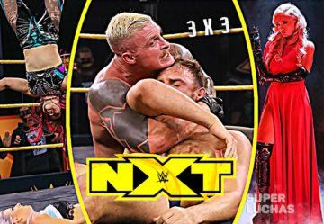3 x 3: Lo mejor y lo peor de NXT 29 de julio 2020