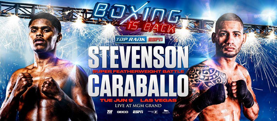 Boxeadora canceló pelea por COVID-19