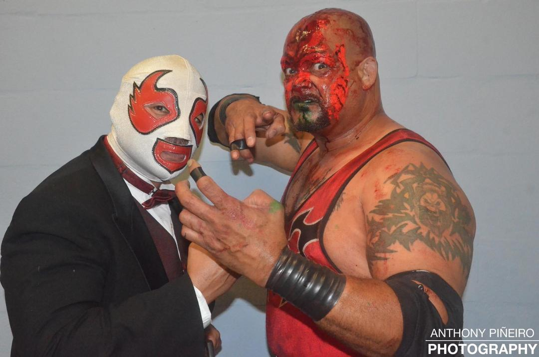 """Savio Vega: """"The office wanted TNT and its manager called EL PROFE"""" 4"""