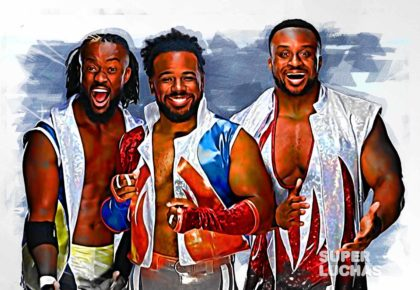 New Day vs The Elite