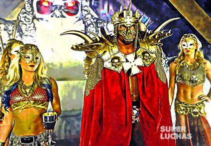 Triple H King of Kings