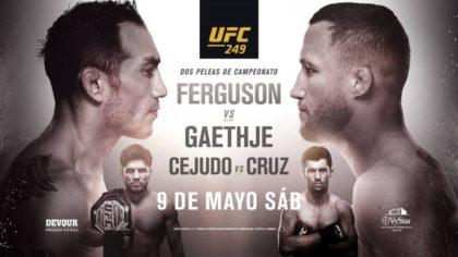 Resultados de UFC 249