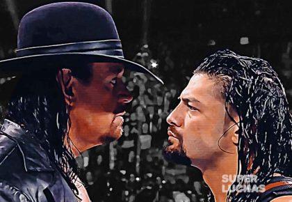 Undertaker Roman Reigns