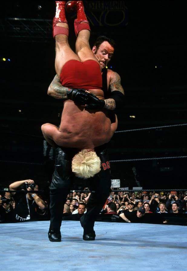 Undertaker vs Ric Flair
