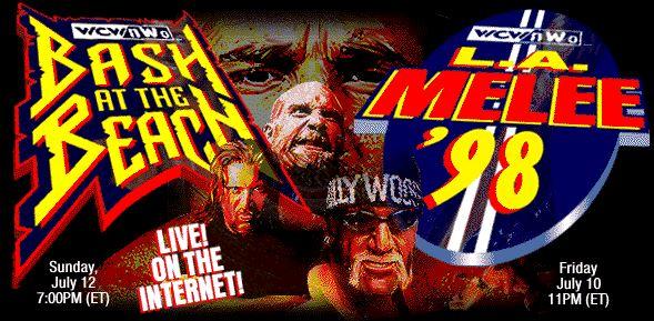 WCW LA Melee