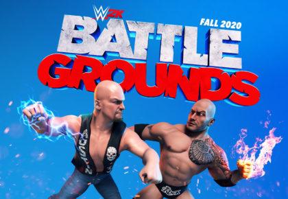 WWK 2K Battlegrounds