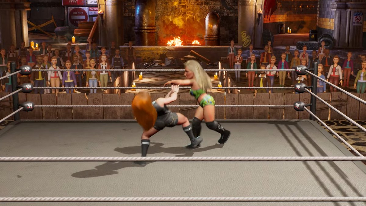 WWE 2K Battlegrounds: El título que sustituye a WWE 2K21