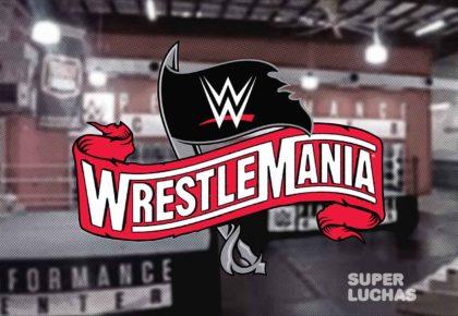 WrestleMania 36 Performance Center