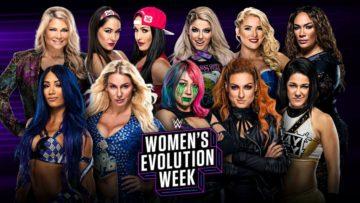 Women's Evolution Week