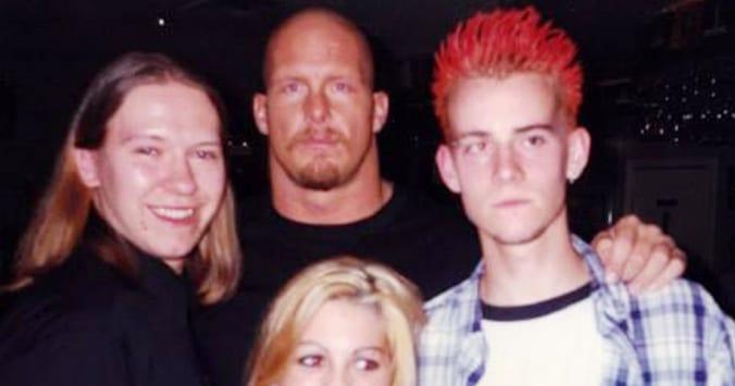 CM Punk y Stone Cold Steve Austin