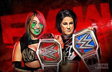 WWE Raw 6 de julio 2020