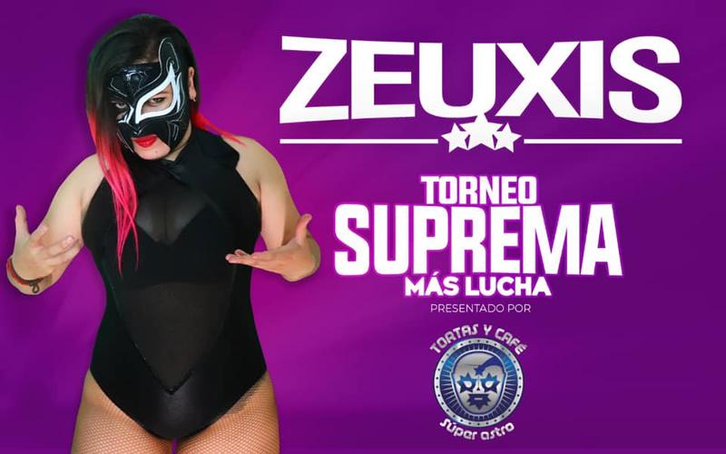Más Lucha presentará Torneo Suprema Femenil 4