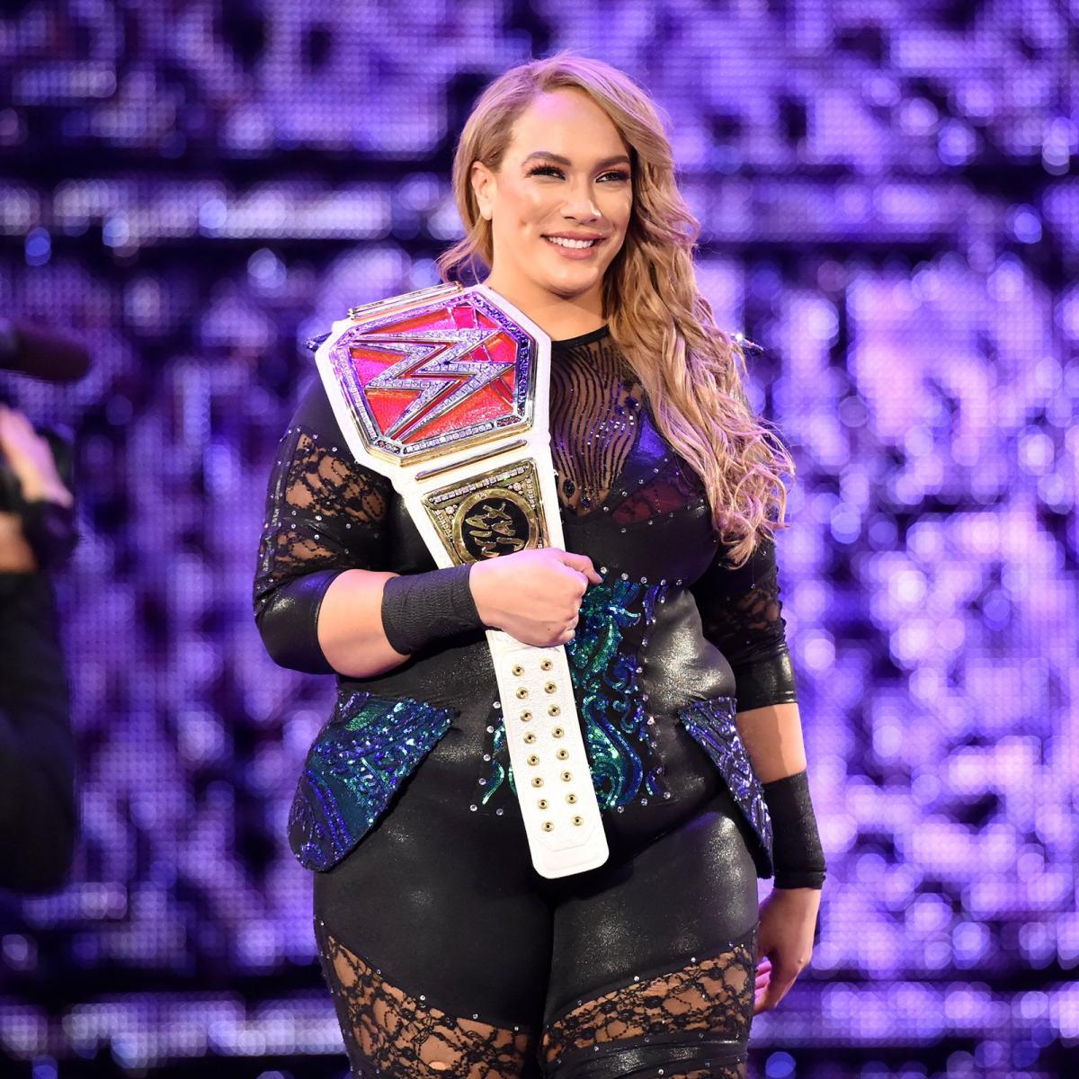 Charlotte Flair vs Nia Jax vs Natalya