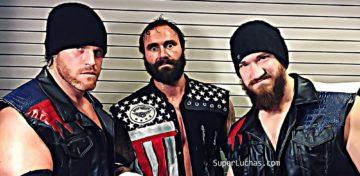 The Forgotten Sons en SmackDown