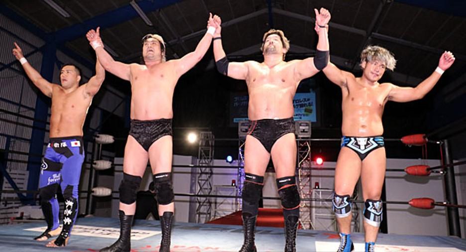 "AJPW: ""Wednesday Special"" Evolution recuerda a Atsushi Aoki 3"