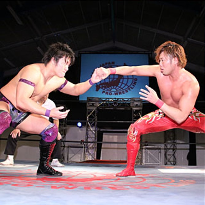 "AJPW: ""Wednesday Special"" Evolution recuerda a Atsushi Aoki 2"