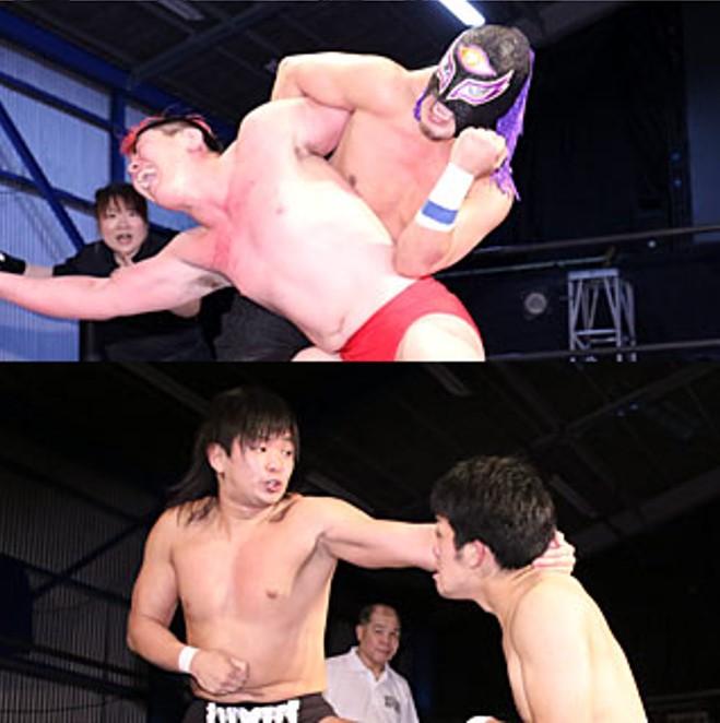 "AJPW: ""Wednesday Special"" Evolution recuerda a Atsushi Aoki 1"